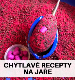 Jarné chytlavé recepty