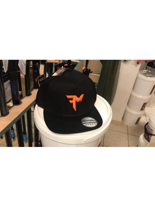 Feeder Mania Snapback Black-Orange