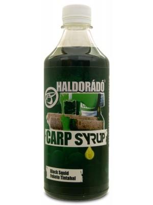 Haldorádó Carp Syrup - Black Squid (Černý Kalamář)