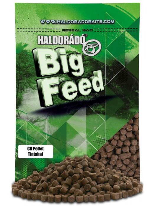 Haldorádó Big Feed - C6 Pellet - Kalamár