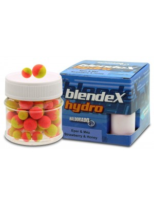 Haldorádó BlendeX Hydro Method 8, 10 mm - Jahoda a Med