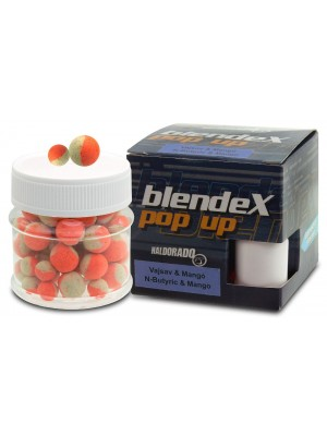 Haldorádó BlendeX Pop Up Method 8, 10 mm - N-Butyric Acid a Mango