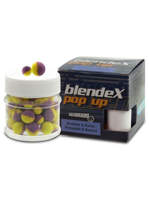 Haldorádó BlendeX Pop Up Method 8, 10 mm - Ananas - Banán
