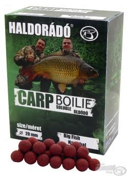 Haldorádó Carp Boilie Soluble Big Fish (Velká Ryba)