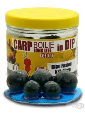 Haldorádó Carp Boilie in Dip - Modrá Fúzia / Blue Fusion