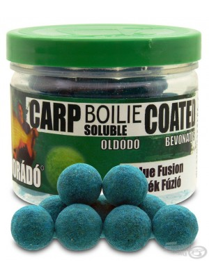 Haldorádó Carp Boilie Soluble Coated - Modrá Fúzia / Blue Fusion