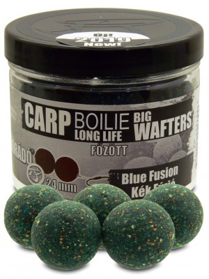 Haldorádó Carp Boilie Big Wafters 24 mm - Modrá Fúze