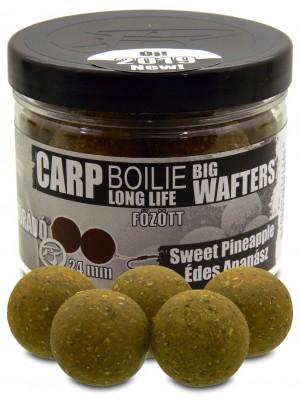 Haldorádó Carp Boilie Big Wafters 24 mm - Sladký Ananás