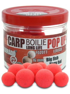 Haldorádó Carp Boilie Long Life Pop Up 16, 20 mm - Veľká Ryba