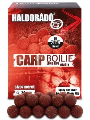 Haldorádó Carp Boilie Long Life 24 mm - Kořenitá Červená Játra