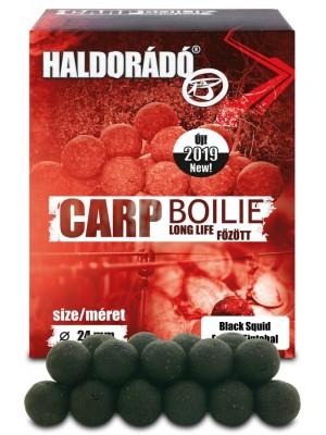 Haldorádó Carp Boilie Long Life 24 mm - Černý kalamář