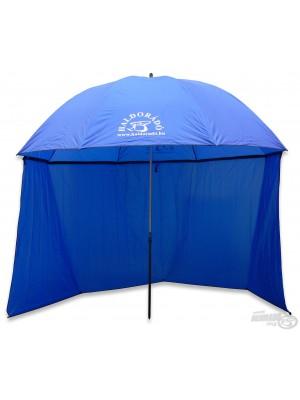 Haldorádó Modrý deštník s bočnicí 250 cm