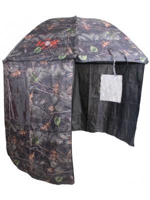Carp Zoom Deštník s bočnicí Camou