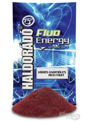 Haldorádó Fluo Energy - Red Fruit