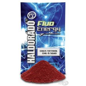 Haldorádó Fluo Energy - Chili Squid - na lov velkých kaprů