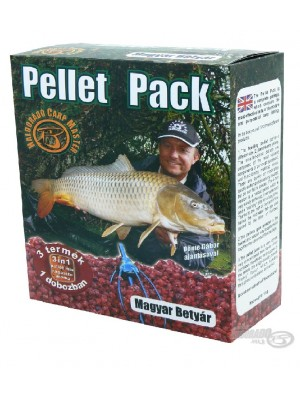 Haldorádó Pellet Pack - Klobása