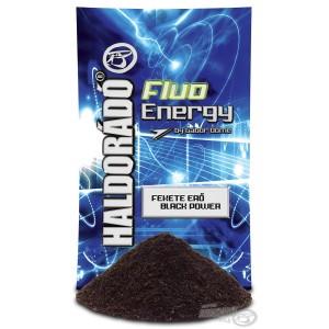 Haldorádó Fluo Energy - Black Power / Černá Síla