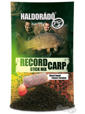 Haldorádó Record Carp Stick Mix - Čierny Kalamar / Black Squid