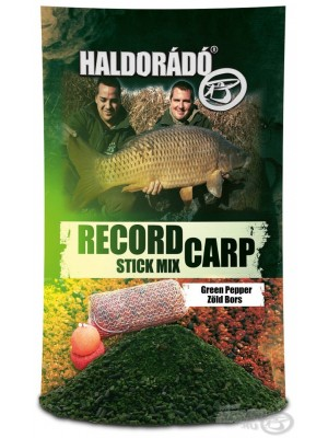 Haldorádó Record Carp Stick Mix - Zelené Korenie / Green Pepper