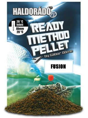 Haldorádó Ready Method Pellet - Fusion