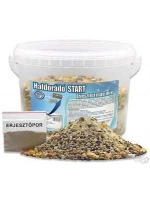 Haldorádó START Kvašený Mix zo semen Pack - ve vedře