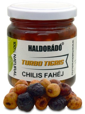 Haldorádó Turbo Tiger - Chili a Škorica