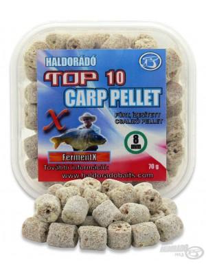 Haldorádó TOP 10 Carp Pellet - FermentX (Kvašené)