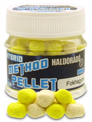 Haldorádó Hybrid Method Pellet - Cesnak / Garlic