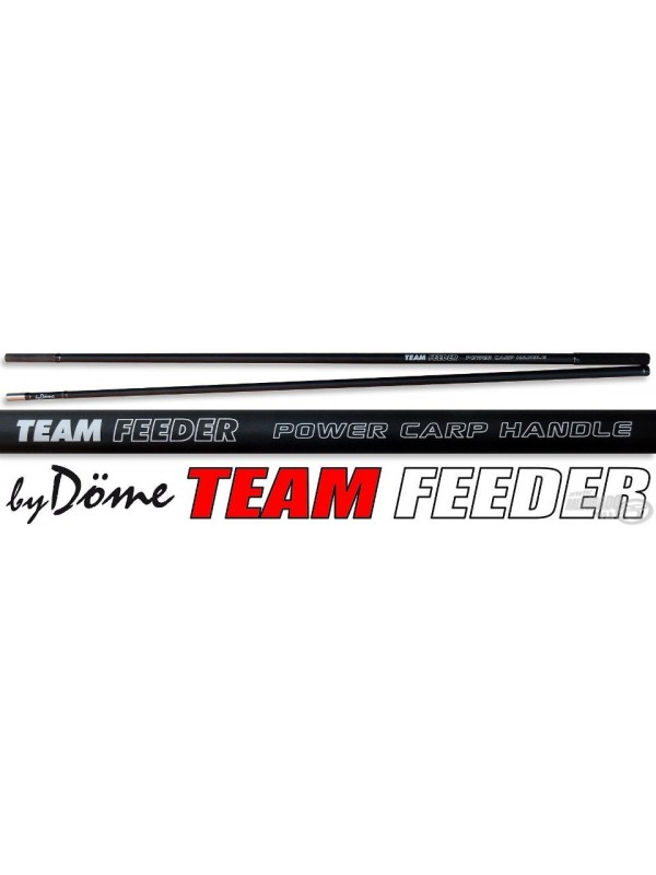 By Döme Team Feeder Power Carp podberáková rúčka 2,4 m