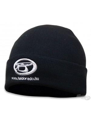 Haldorádó  Zimní pletená čepice černá