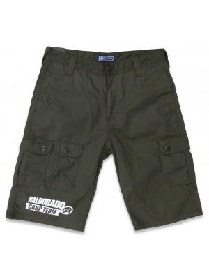 Haldorádó Carp Team krátké kalhoty s vreckem 48/S