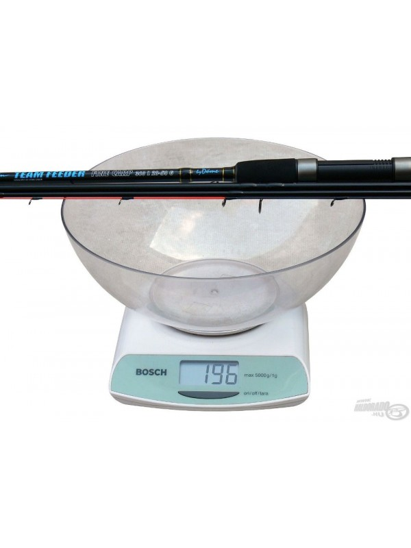 By Döme Team Feeder Fine Carp Feeder 330L 15-45G