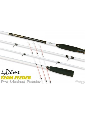 By Döme Team Feeder Pro Method Feeder 350ML 20-50G
