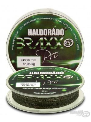 Haldorádó Braxx Pro - pletená návazcový šňůra na feeder 0,10mm / 10m - 5,58 kg