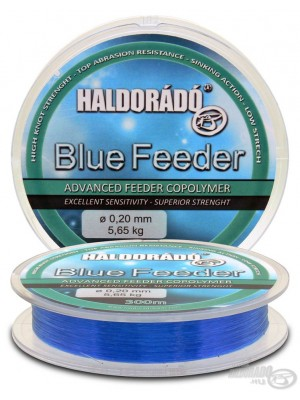 Haldorádó Blue Feeder 0,30mm / 300m - 9,85 kg