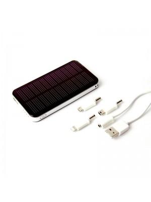 Solární nabíječka na mobil 0,8W 2700mAh