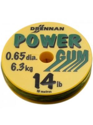 Drennan Power Gum zelený 0.65