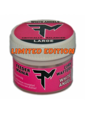 Feeder Mania Corn Wafters Large White Angel