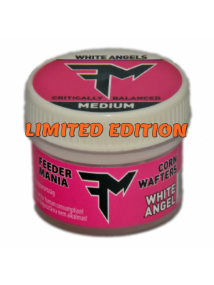 Feeder Mania Corn Wafters Medium White Angel