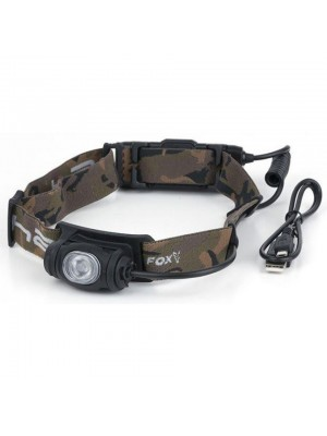 Fox Halo AL350C - čelovka