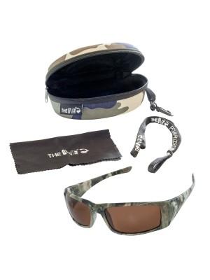 The ONE sluneční brýle - hnědý