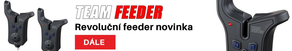 Revoluční novinka na feeder