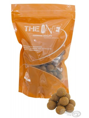The Gold One Varené boilies 18mm 1kg