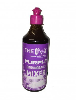 The Purple One Groundbait Mixer 500ml