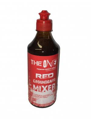 The Red One Groundbait Mixer 500ml